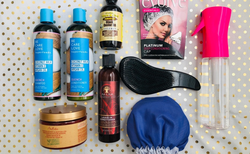 10 Must-Haves for NaturalHair